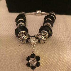 Brighton Beaded Charm Bracelet